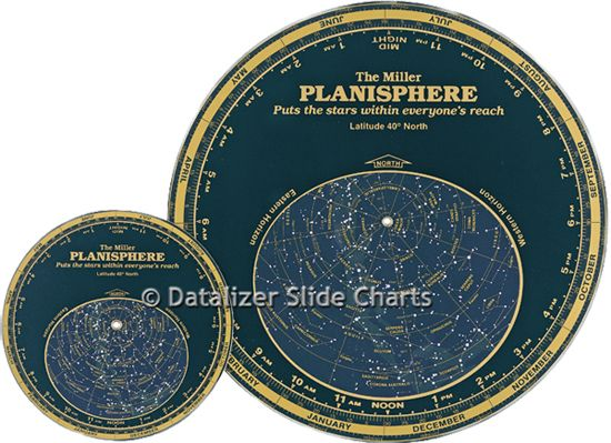 Miller Planisphere Star Finder