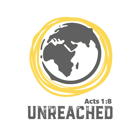 2021 Unreached Theme Logo