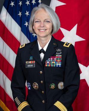 Lt. Gen Karen Gibson, USA (ret)