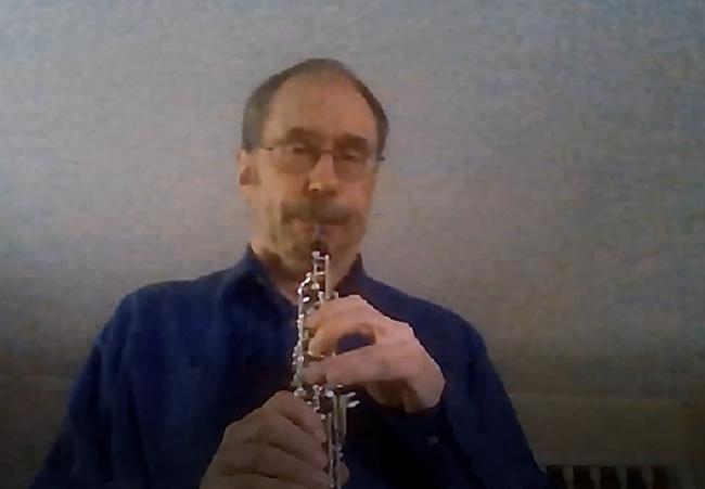 Pablo Izquierdo, Principal Oboe