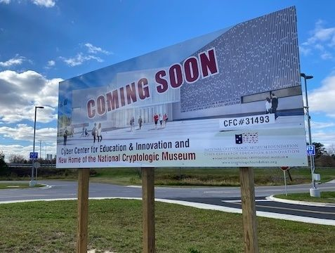 "The ""Coming Soon"" Sign is Up! Get involved & support the campaign."