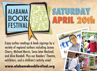 Alabama Book Festival announces lineup of writers