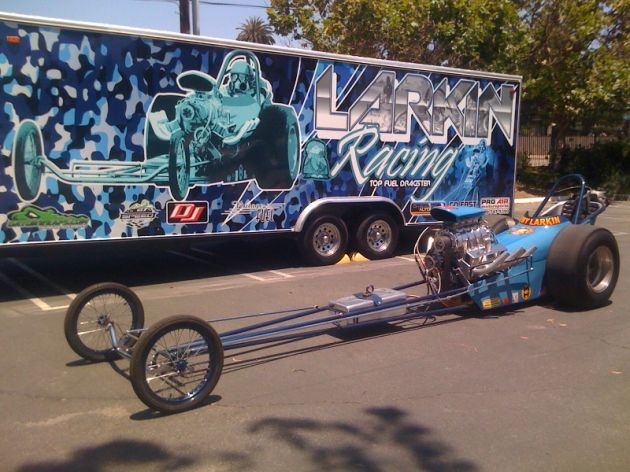 Larkin Trailer & Dragster