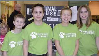 Scott Middle School wins Outstanding Youth in Philanthropy Award