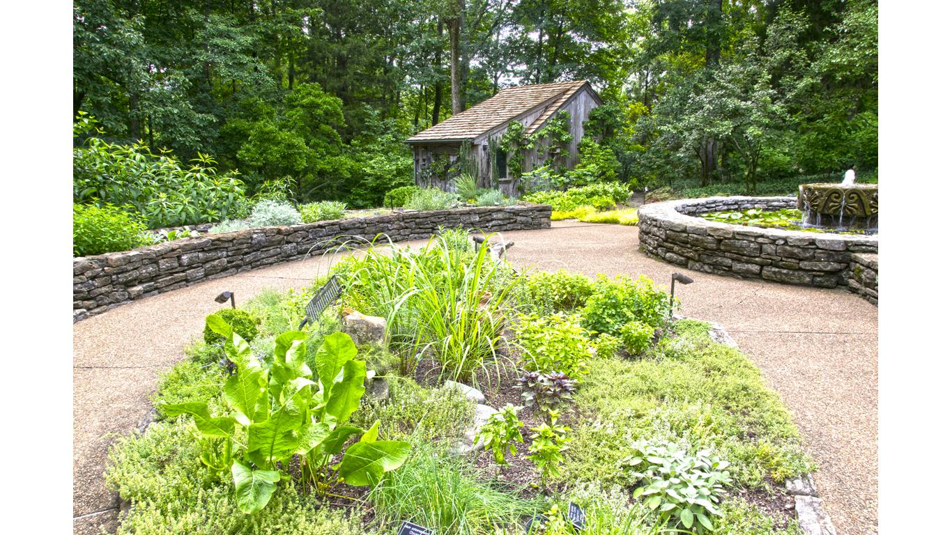 Cheekwood Garden 06