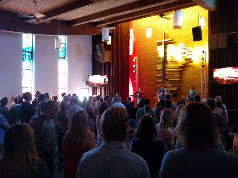 Gather: Prayer & Praise