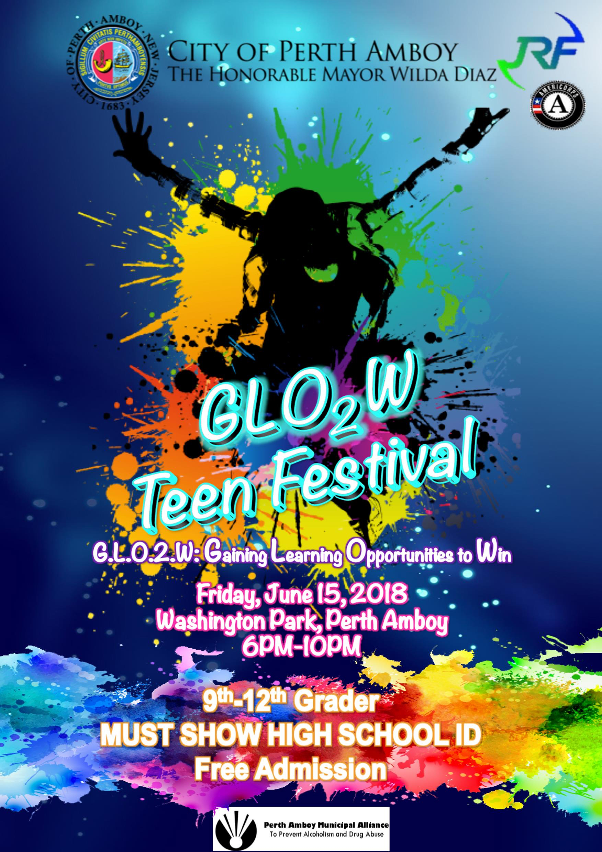 Glow Teen Festival