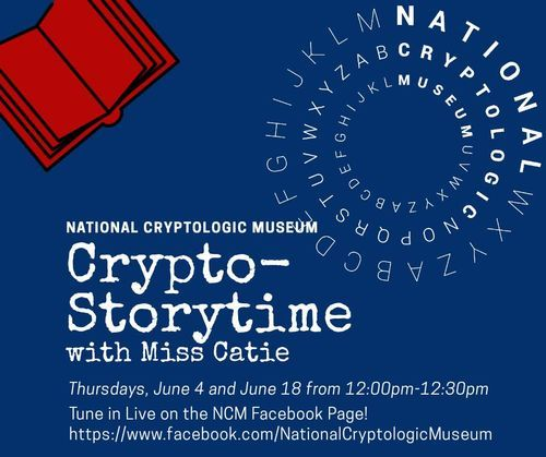 NCM Virtual Event: Crypto-Storytime with Miss Catie