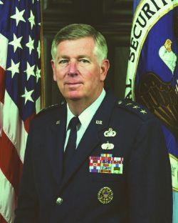 Lt. Gen. Kenneth A. Minihan, USAF