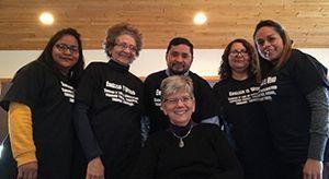 Shawano County Literacy Council: Run on Volunteer Dedication