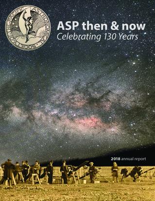 ASP Celebrates 130 Years!