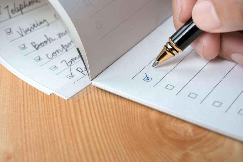 Fundraising: Creating A Checklist To Plan Your Events