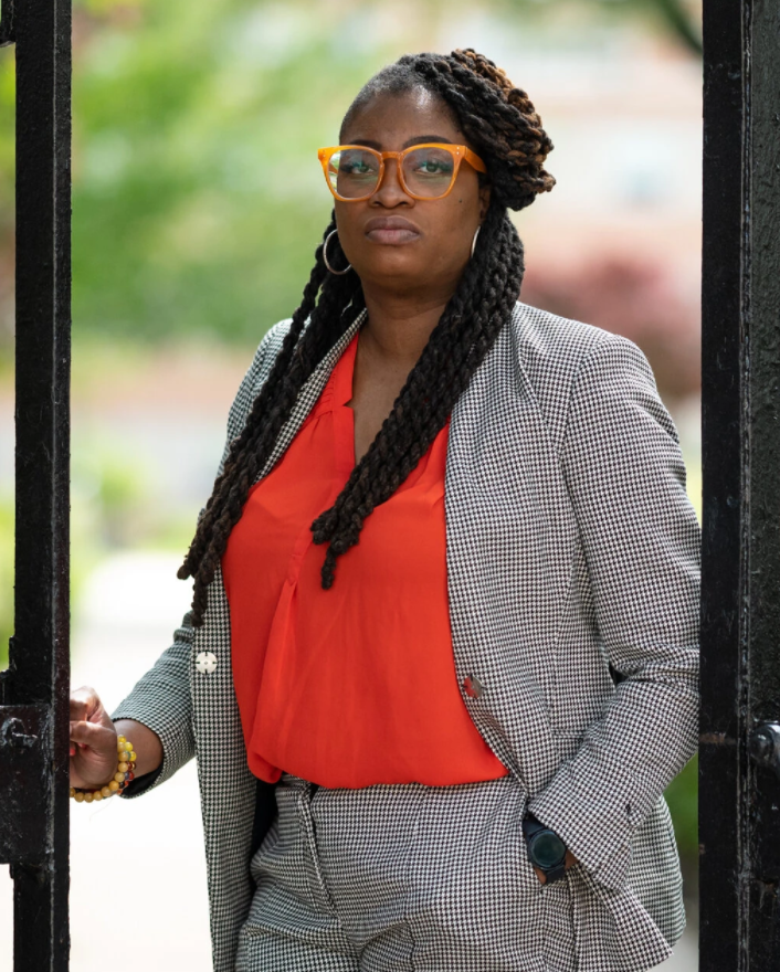 Danielle Hairston, MD '12, Discusses Racism in Psychiatry in the New York Times