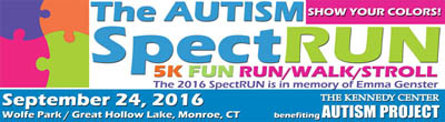 The Kennedy Center Autism SpectRUN-5k FUN Run/Walk