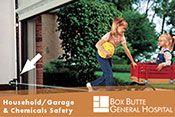Household/Garage Chemicals/Garage Safety