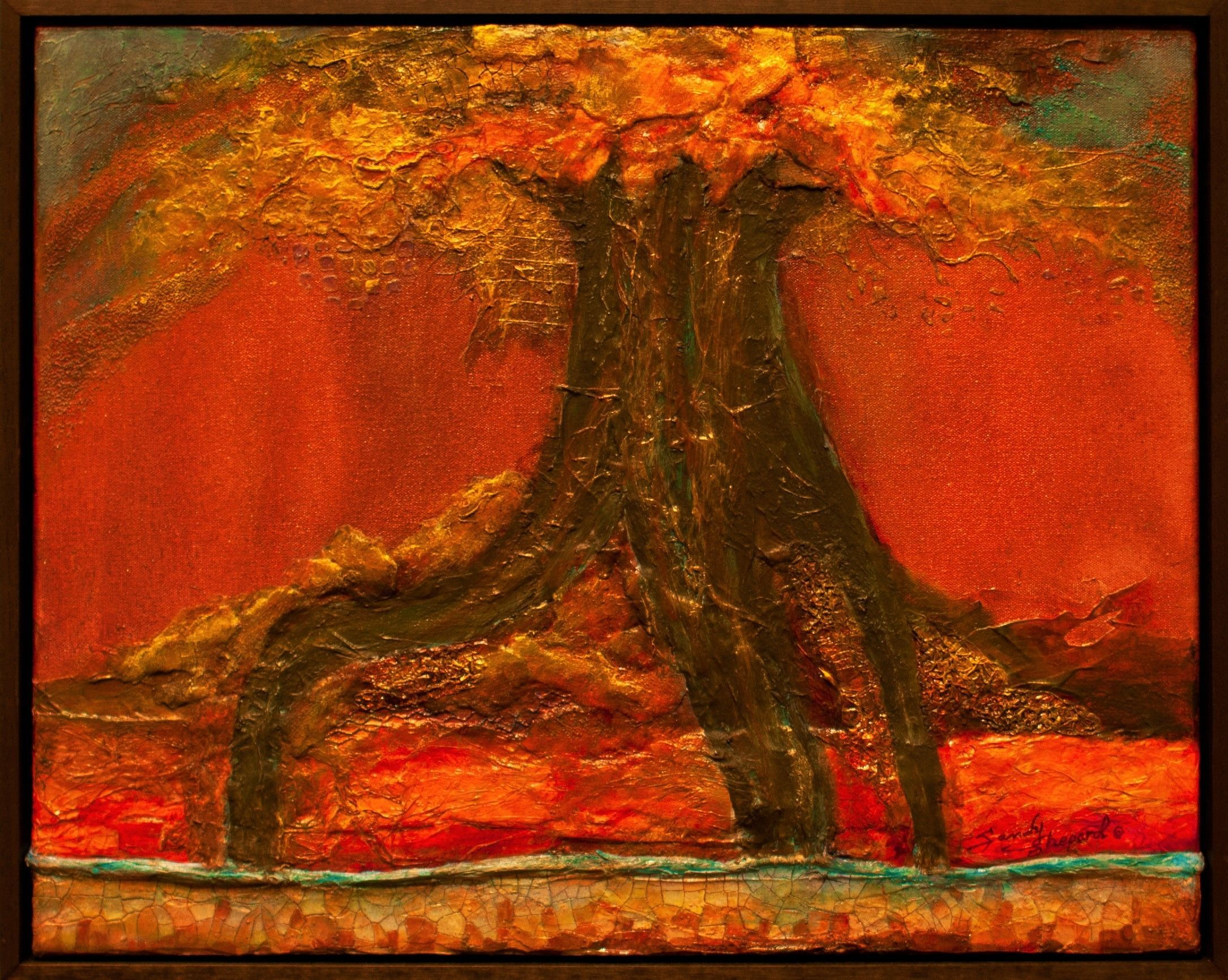 "Sandy Shepard - ""Tree of Life"""