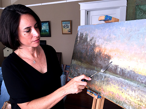 Meet the Artist Reception - Alisa Koch