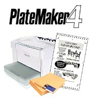 Xante Platemaker 4