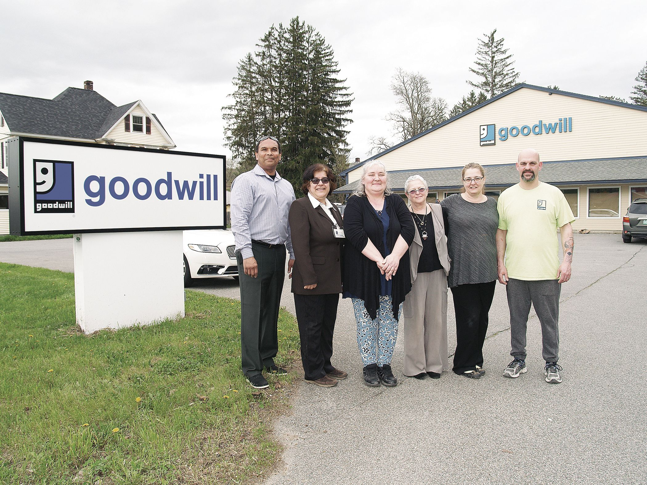 Bigger Presence in Great Barrington for Goodwill