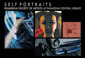 "Pasadena Central Library - Theme:  ""Self Portraits"""
