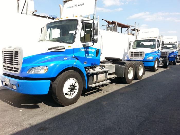 Smurfit Truck 1