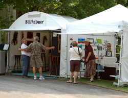 11th annual Art in the Gardens