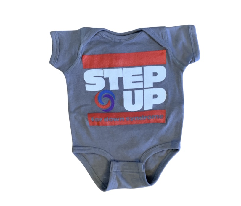 6 Month Onsie 2019 Step Up Shirt