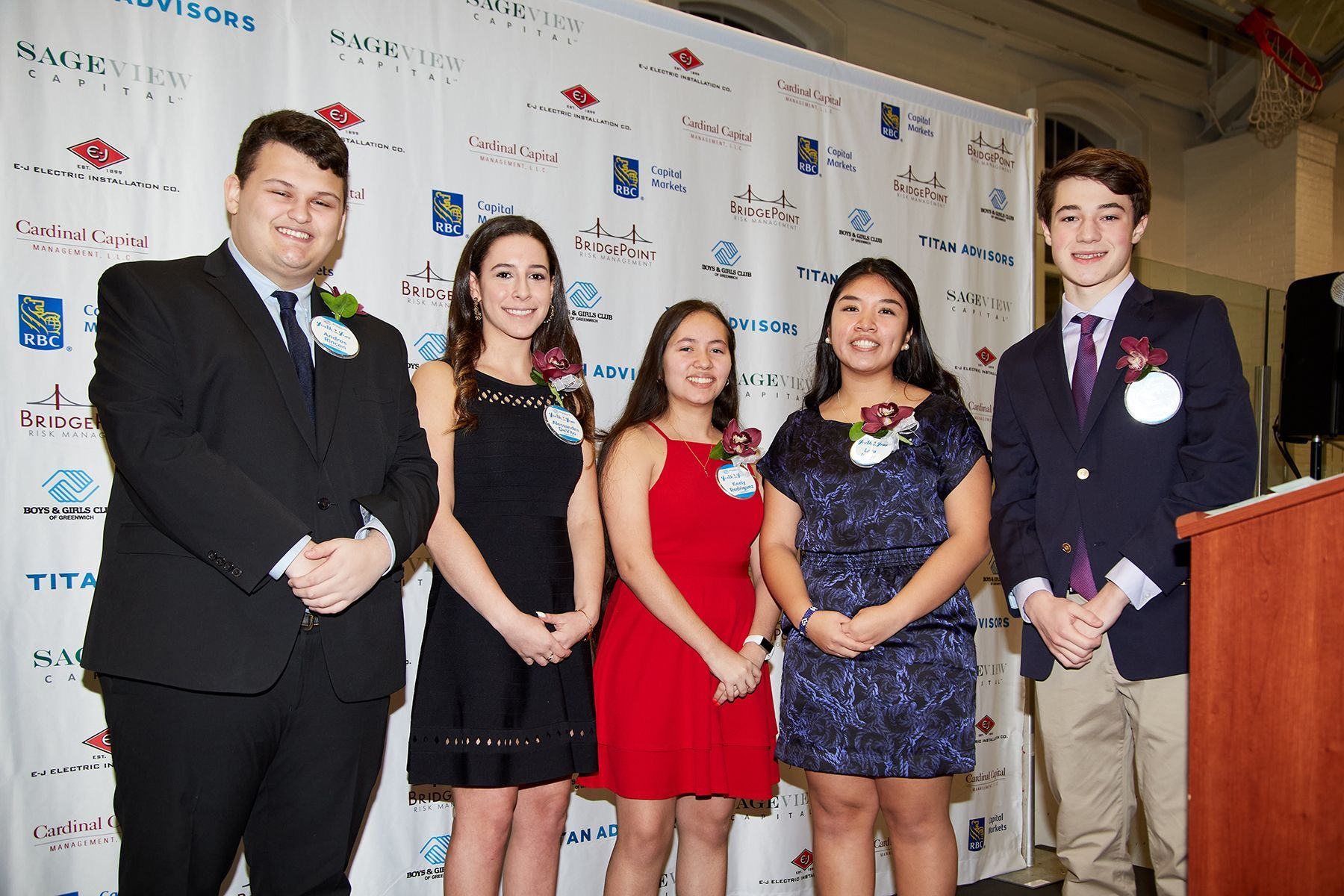 Boys & Girls Club of Greenwich Names Lara Javier 2020 Youth of the Year