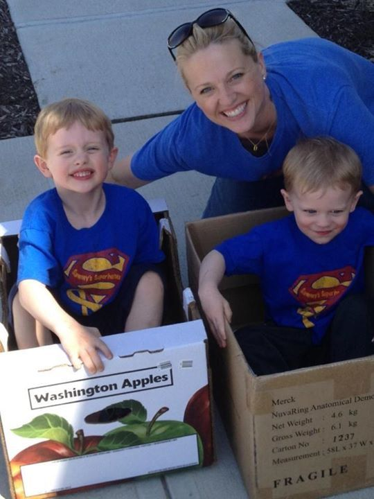 More McMahon Superheroes!