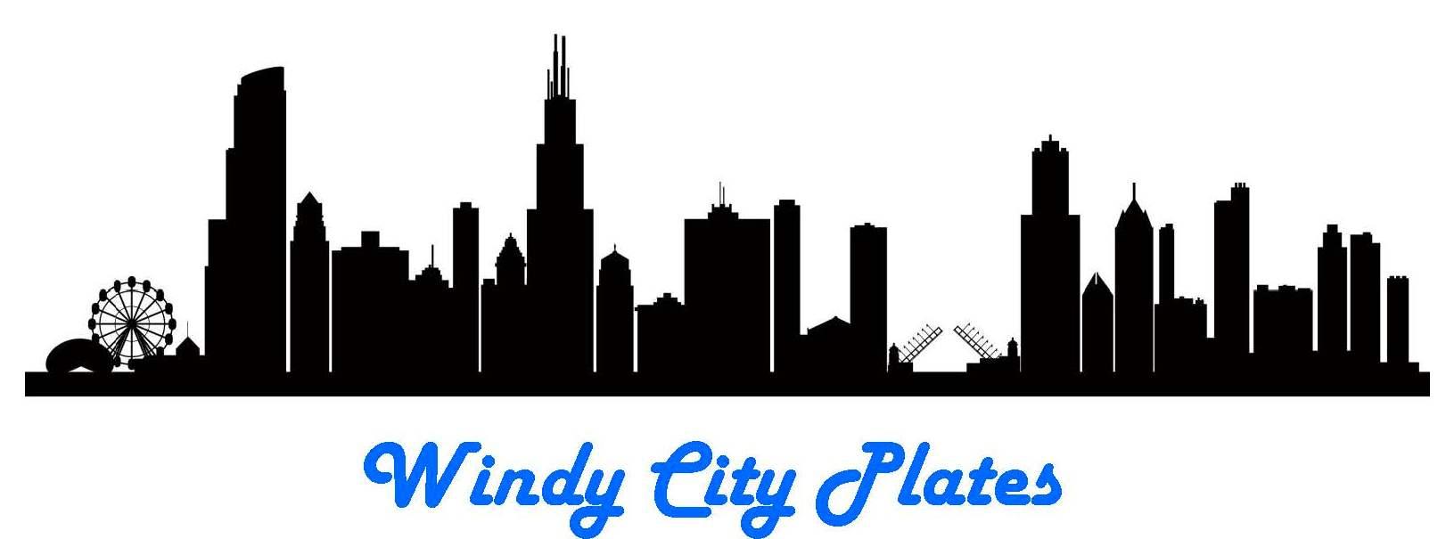 Windy City Plates