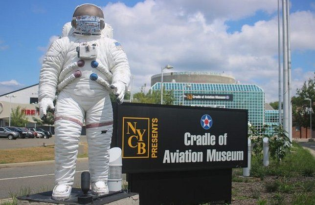 CRADLE OF AVIATION MUSEUM REOPENS JULY 9th WITH FREE ADMISSION TO HEALTHCARE WORKERS