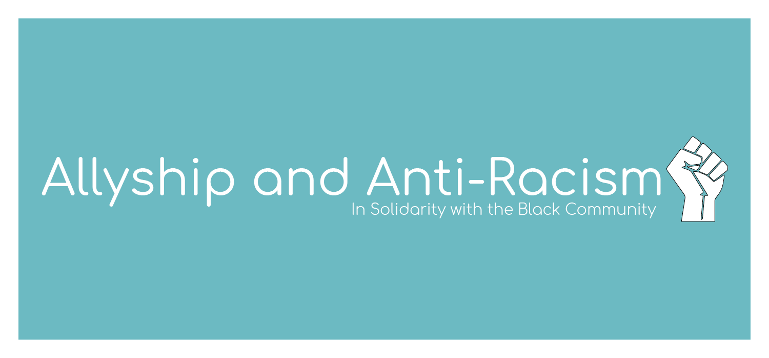 We Stand in Solidarity with the Black community