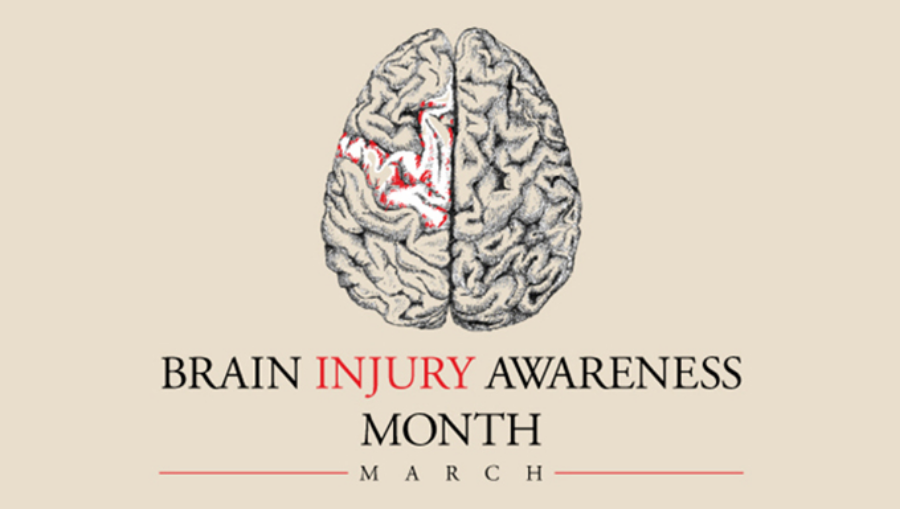 MARCH IS BRAIN INJURY AWARENESS MONTH: 5.3 Million Americans Are Living with Brain Injury