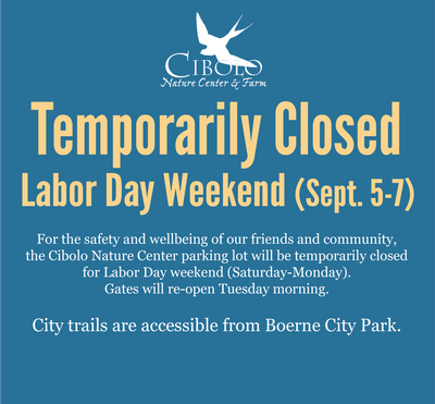 CNC parking lot closed during Labor Day Weekend