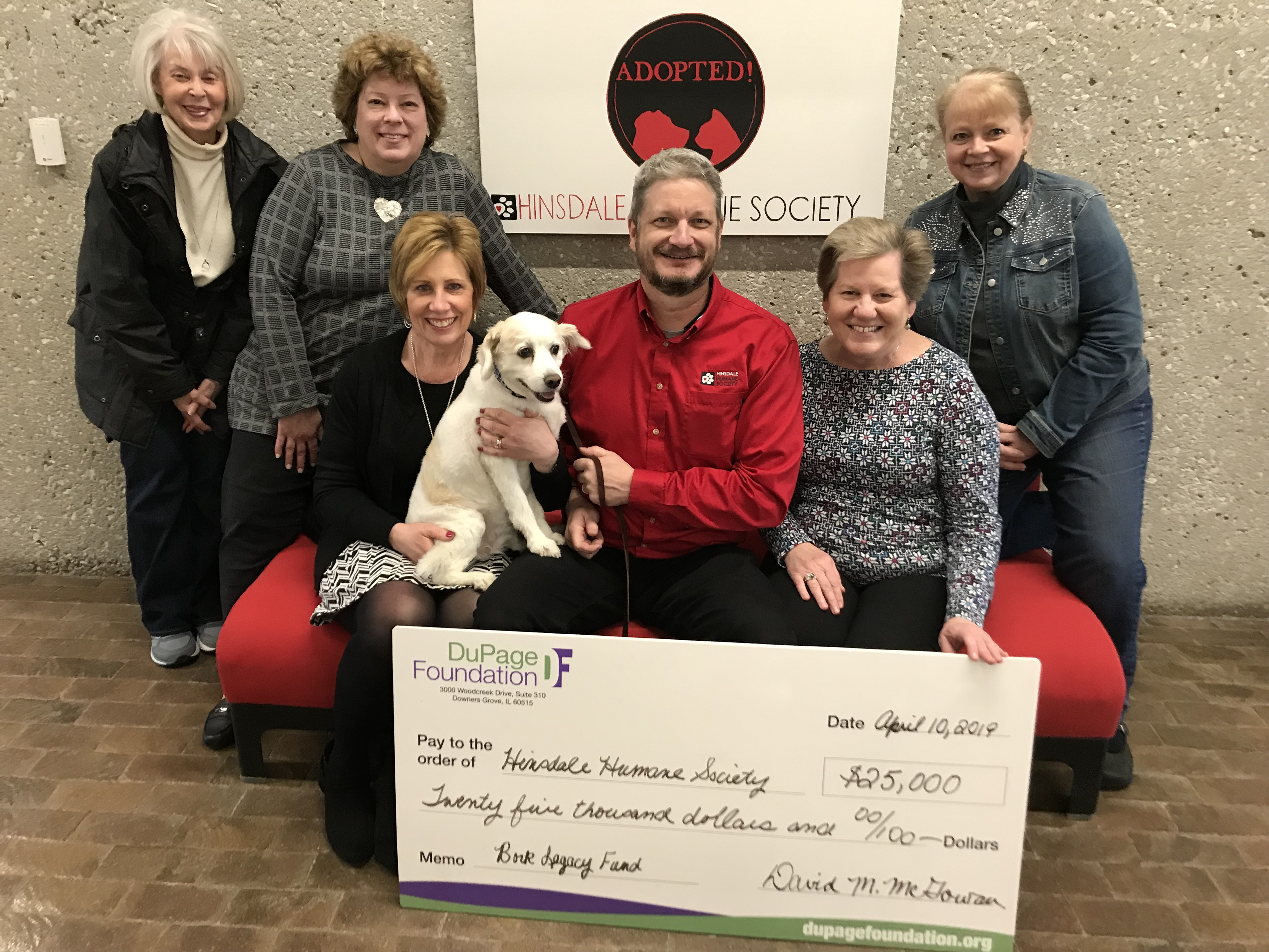 Resident's Love of Animals Lives On; Nearly $120,000 Granted to Animal Welfare Agencies