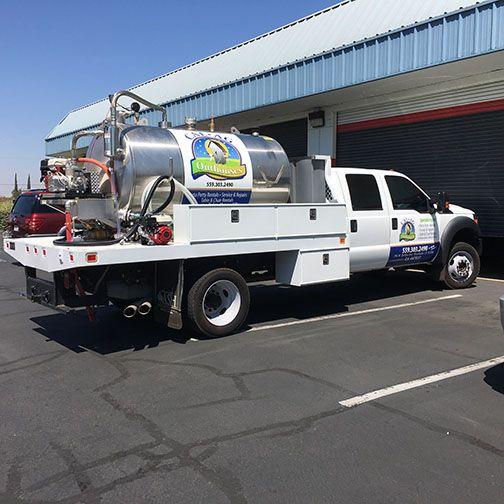 Truck Wrap: Cal Ag