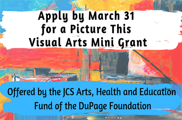 Apply By March 31 for a Picture This Mini Grant