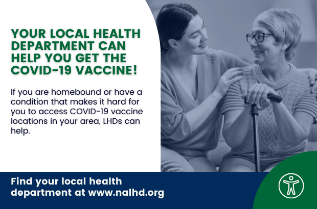Need helping getting access to a COVID-19 vaccine?
