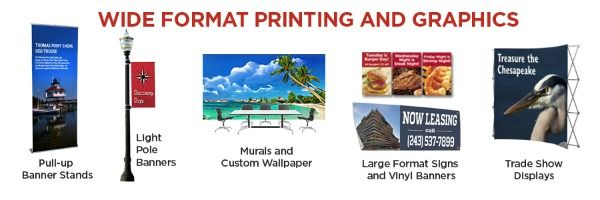 Wide Format Marketing