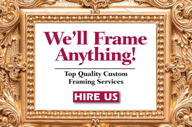 Frameworks Professional Framing Services