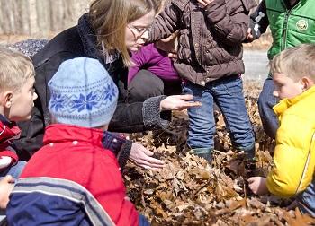 Nature Preschool Program
