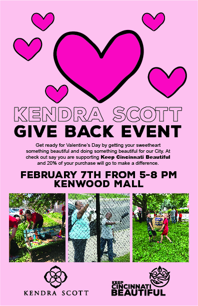 Valentine's Day Give Back Event