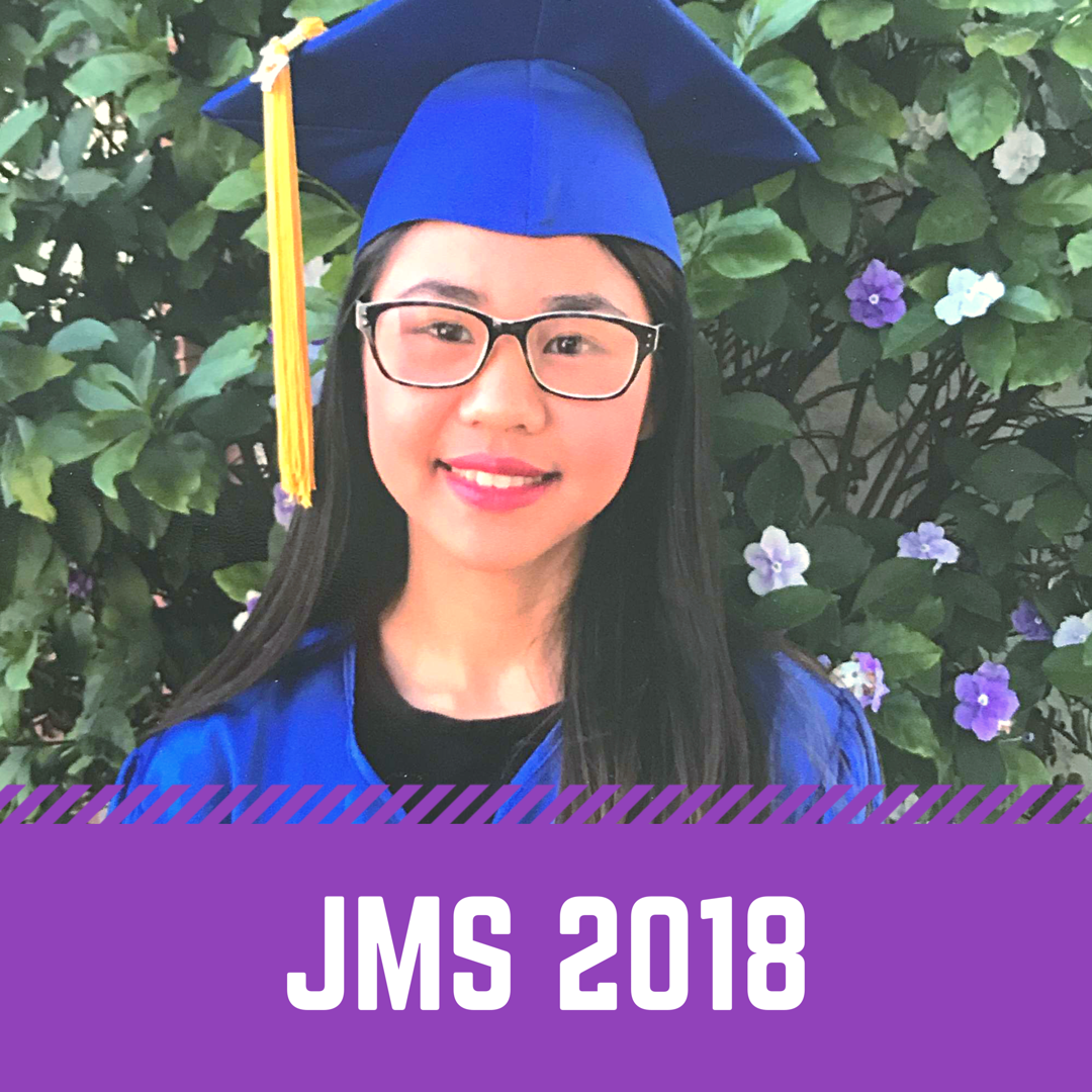 Emily - A JMS Graduate Success Story