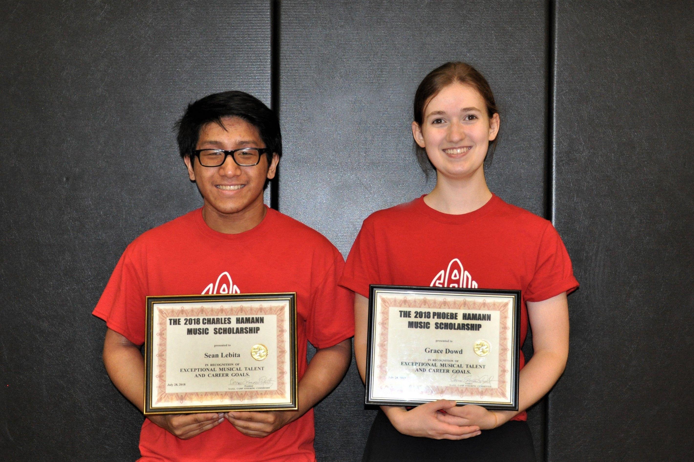 Scholarship Money Awarded