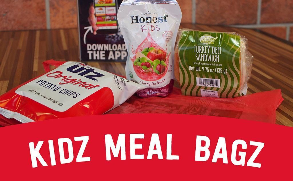 Sheetz Kidz Meal Bagz