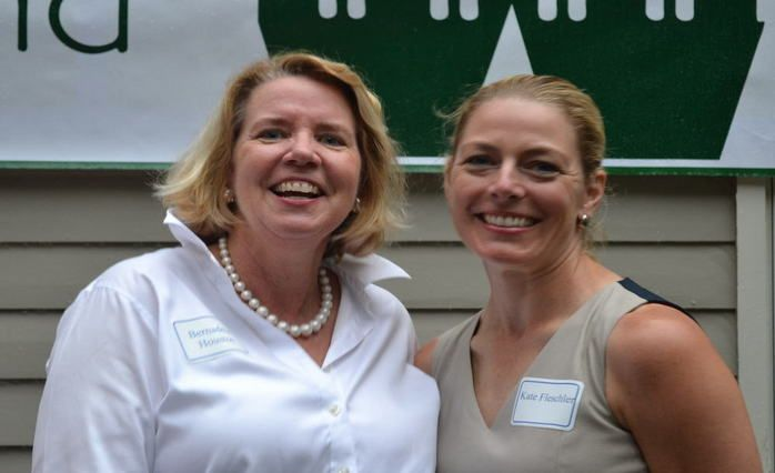 Bernadette Houston & Kate Fleschler