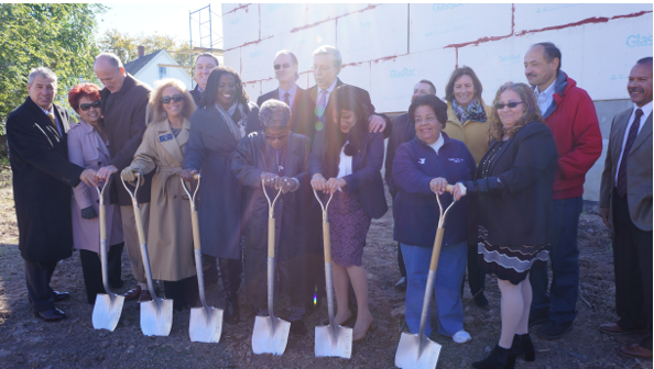 Groundbreaking Ceremony-October 2018