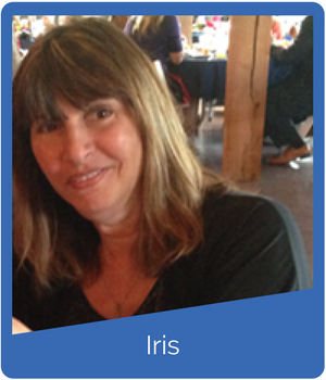 Iris - Non-Hodgkin's Lymphoma
