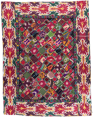 Quilt House to Display First Major Central Asian Exhibit