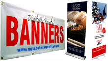Banners, Signs & Tradeshow Stands